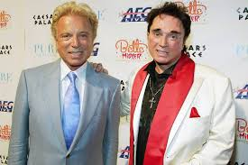News from Siegfried and Roy